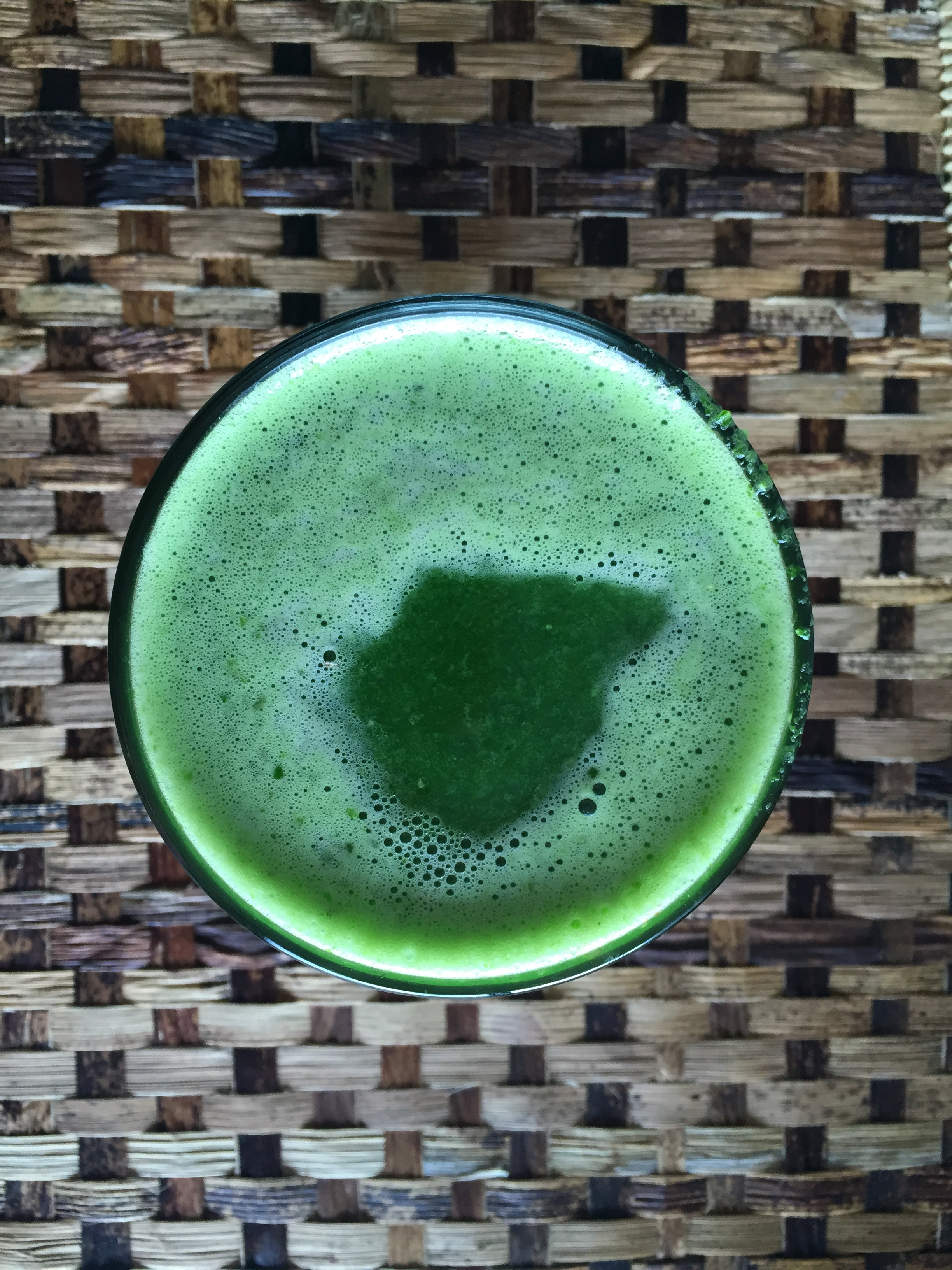 juicing in gili